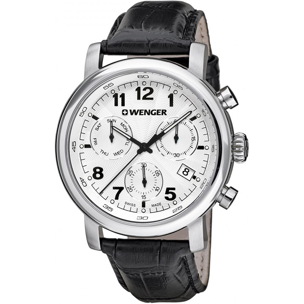 Wenger 01.1043.109 Urban Classic Watch • EAN  7612752952228 • Watch ... aa774595867