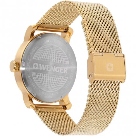 Swiss made Classic Watch with Date Spring and Summer Collection Wenger